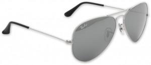 عینک ریبن نقره ای